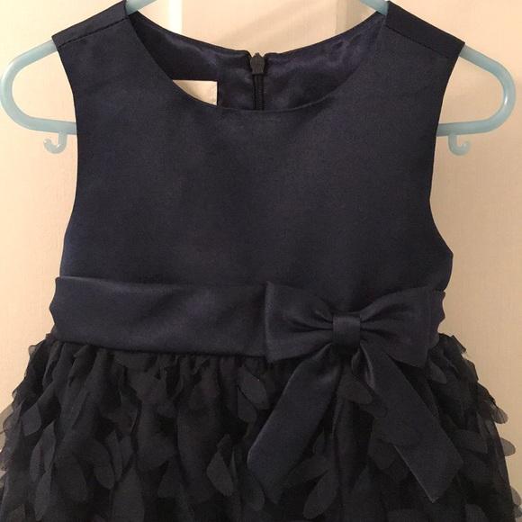 9313295ec082 American Princess Dresses   Navy Blue Girls Party Dress   Poshmark